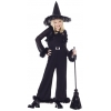 Witch Glamour Child Black Medium